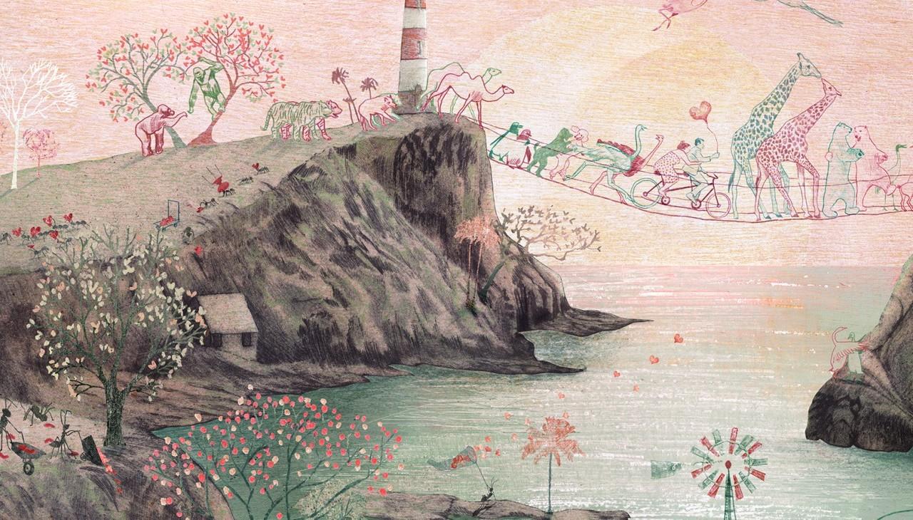 La pregunta del elefante por leen van den berg barbara - Libro da colorare elefante libro ...