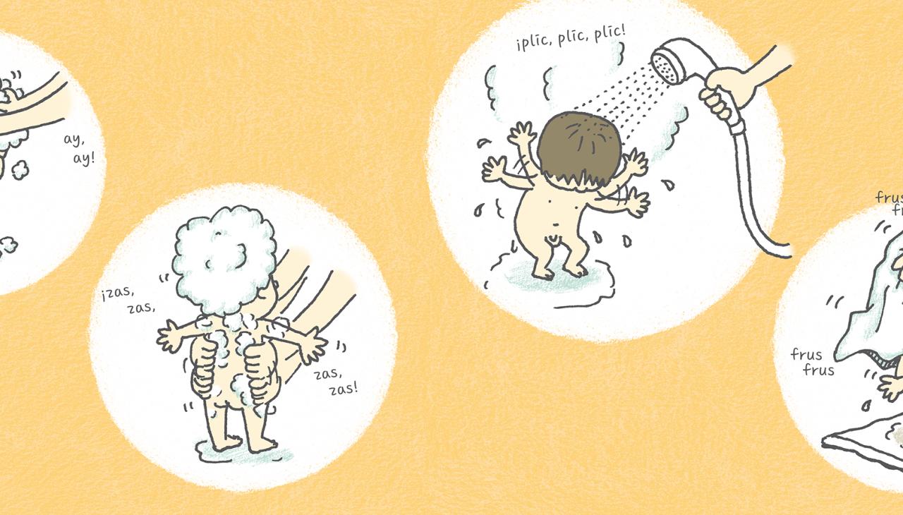 DescubreLÉ 5 - La hora del baño