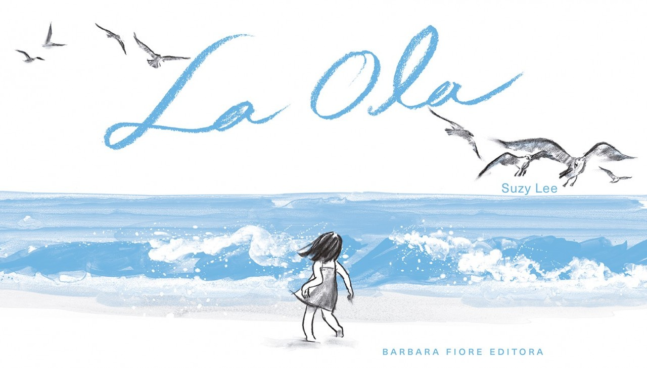 La ola, una de nuestras propuestas de libros para niños