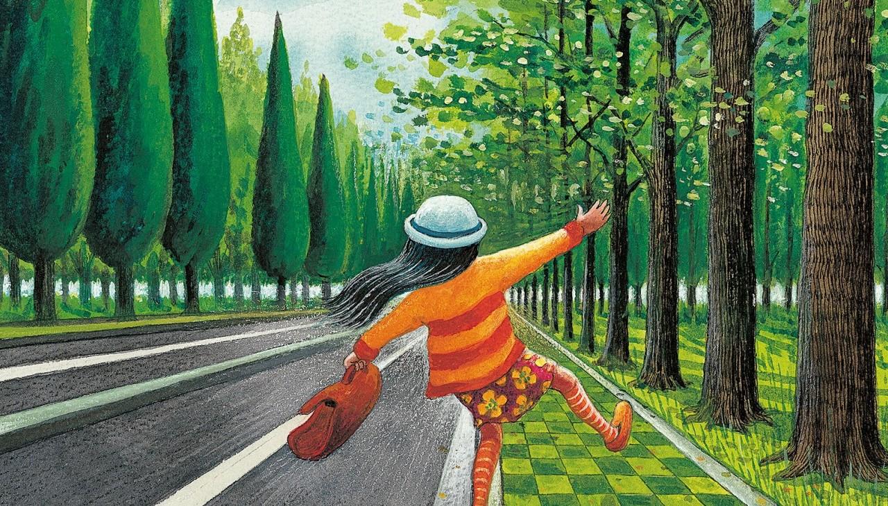 LA NOCHE ESTRELLADA por Jimmy Liao - Barbara Fiore Editora