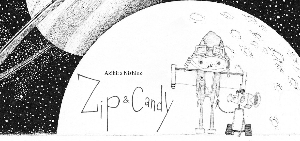 Zip and Candy