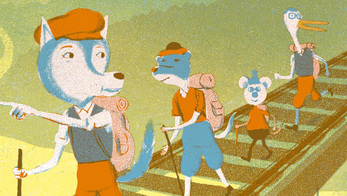 El silbido del lobo